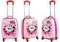Детский дорожный чемодан 28л с рисунком, фото 8