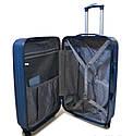 Большой дорожный чемодан 97л в расцветках, фото 3