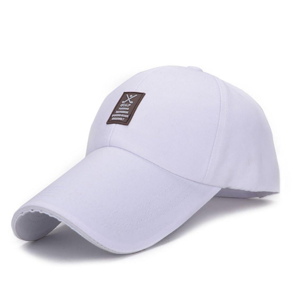 Кепка бейсболка Golf Белая, Унисекс