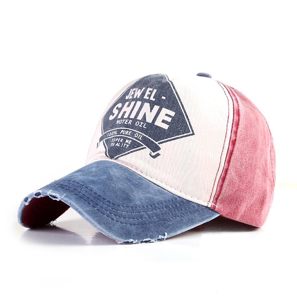 Кепка бейсболка Shine Синяя, Унисекс