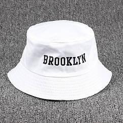 Панама Brooklyn Белая, Унисекс