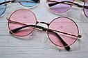 Солнцезащитные очки тишейды с цветной линзой Желтый, фото 6