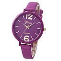 Женские наручные часы Geneva, Синий, фото 6