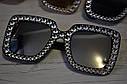 "Солнцезащитные очки в стиле Гуччи ""Gucci""  Розовый, фото 2"