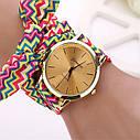Женские наручные часы Geneva 2, Желтый, фото 4