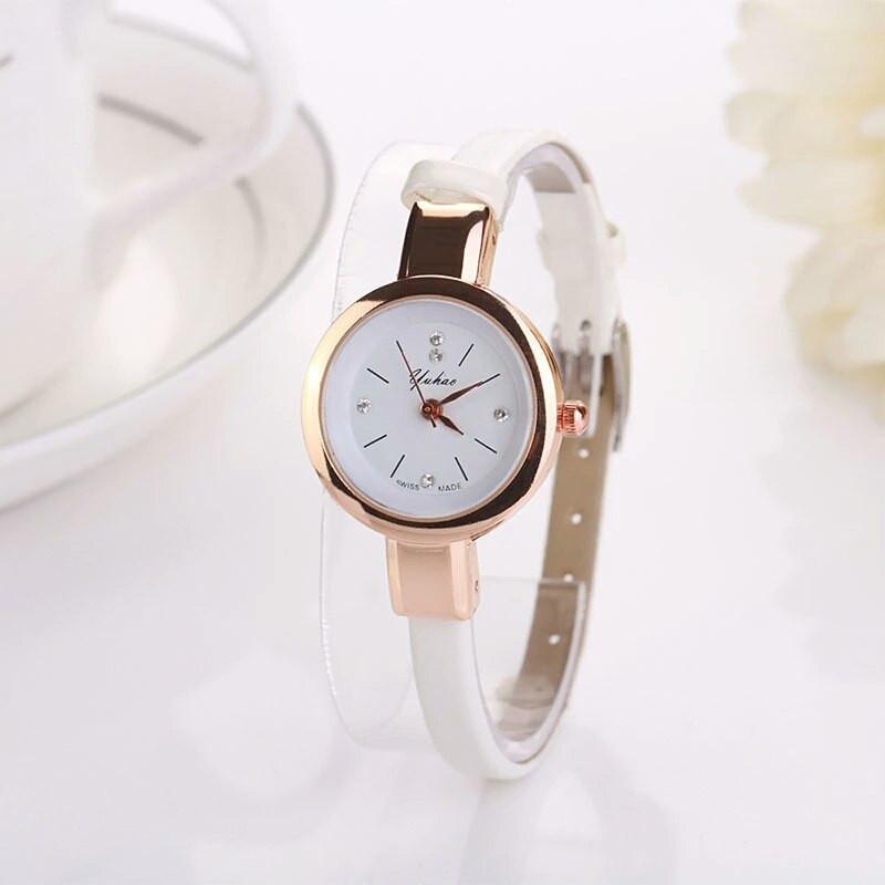 Женские наручные часы, Белый