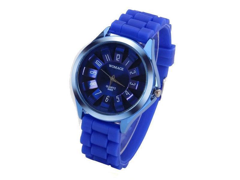 Женские наручные часы Womage, Синий