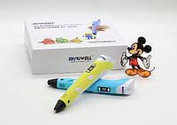 3D ручка MyRiwell LCD Stereo Drawing RP 100B