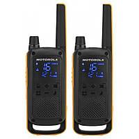 Портативная рация Motorola TALKABOUT T82 Extreme RSM TWIN Yellow Black (5031753007195), фото 1