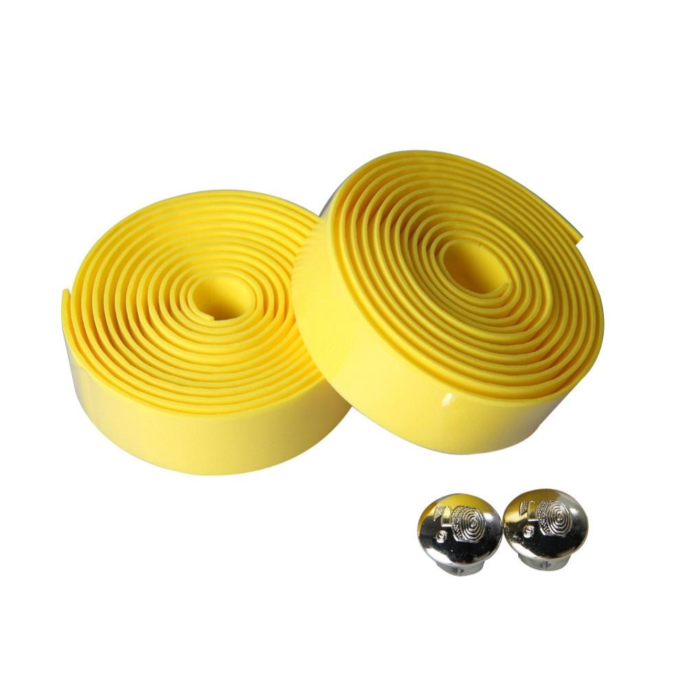 Обмотка для руля велосипеда, Желтый