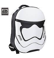 Рюкзак штурмовика белый, объемный в стиле STAR WARS