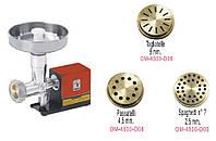 NEW OMRA  OM-4600 профессиональный макаронный пресс итальянский