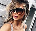 """Солнцезащитные очки в стиле Селин """"Сeline"""" 08, фото 3"""