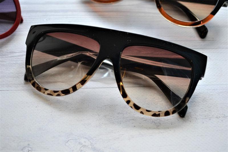 "Солнцезащитные очки в стиле Селин ""Сeline"" 07"