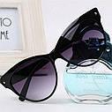 Солнцезащитные очки кошка женские Леопард, фото 3