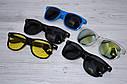 Солнцезащитные очки WFформа в стиле Ray Ban  Чёрный, фото 3