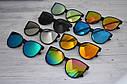 Солнцезащитные женские очки кошка крупные Мультиколор, фото 5