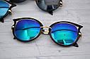 Женские солнцезащитные очки Голубой, фото 2