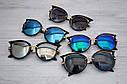 Женские солнцезащитные очки Голубой, фото 3