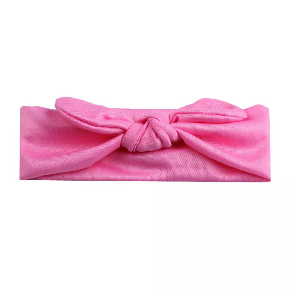 Повязка на голову для девочки солоха Розовый