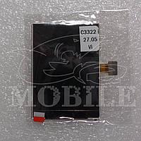 Дисплей Samsung C3322i Duos