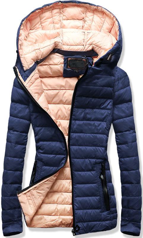 Женская осенне-весенняя демисезонная куртка Синий