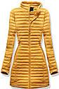 Удлиненная осенне-весенняя демисезонная куртка Пудра, фото 5
