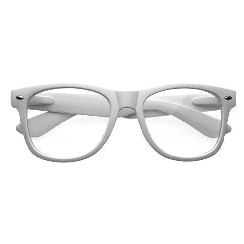 Имиджевые очки с прозрачной линзой Уценка