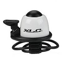 Звонок XLC DD-M07, белый, O22,2-31,8 мм (2500703003)