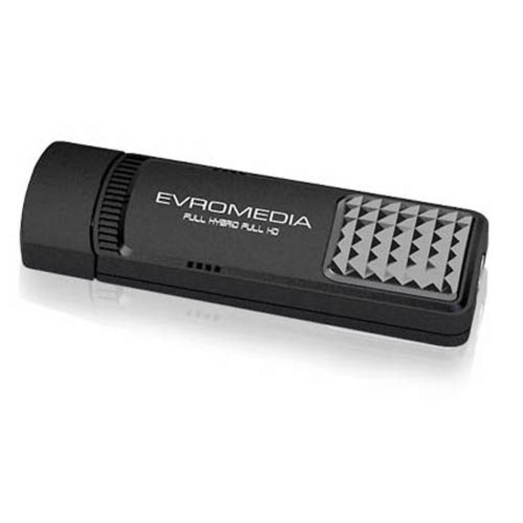 ТВ тюнер EvroMedia USB Full Hybrid & Full HD, фото 1