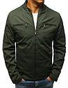 Мужская демисезонная куртка  Синий, фото 2