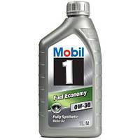 Моторное синтетическое масло Mobil 1 Fuel Economy 0W-30 1L (ACEA A1/B1,A5/B5, Ford WSS-M2C913-A/913-B/920-А)