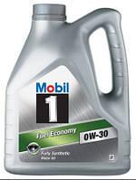 Моторное синтетическое масло Mobil 1 Fuel Economy 0W-30 4L (ACEA A1/B1,A5/B5, Ford WSS-M2C913-A/913-B/920-А)