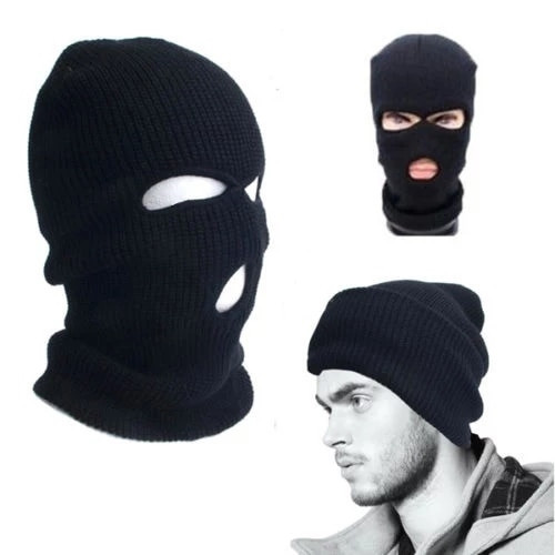Балаклава маска (Бандитка 2) 1, Унисекс