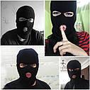 Балаклава маска (Бандитка 2) 1, Унисекс, фото 4