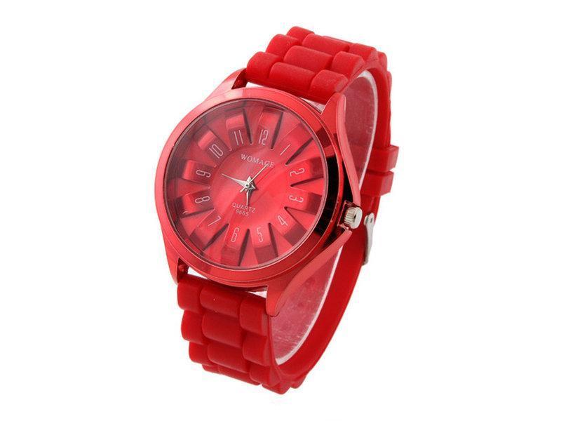 Женские наручные часы Womage 1, Красный