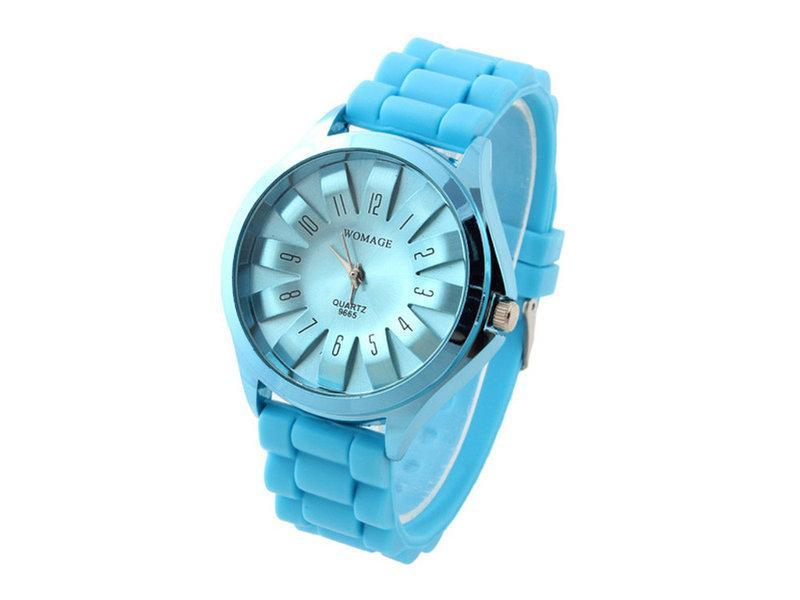 Женские наручные часы Womage 1, Голубой