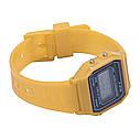 Силиконовые наручные часы, Красный 1, Унисекс, фото 4