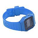 Силиконовые наручные часы, Красный 1, Унисекс, фото 5