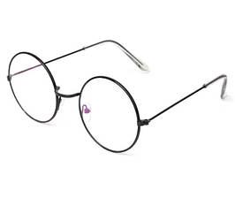 Круглые имиджевые очки тишейды  с анти блик уценка