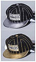 Детская кепка снепбек Yankees с прямым козырьком Золотая, Унисекс, фото 2