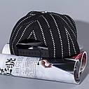 Детская кепка снепбек Yankees с прямым козырьком Золотая, Унисекс, фото 4