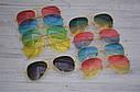 Солнцезащитные очки авиаторы капли Зелёный, фото 2