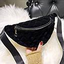 Классическая женская сумка бананка 1, фото 2