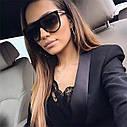 """Солнцезащитные очки в стиле Селин """"Сeline"""" №4 Леопард, фото 3"""