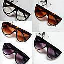 """Солнцезащитные очки в стиле Селин """"Сeline"""" №4 Леопард, фото 6"""