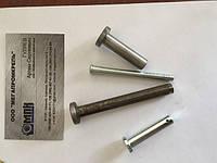 Палец - ось стальная DIN 1444, ISO 2341, ГОСТ 9650-80