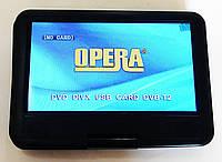 "Портативный ДВД DVD плеер Opera NS-998 Т2 тюнер USB 9,5"""