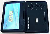 """Портативний ДВД з вбудованим цифровим телебаченням Т2 DVD плеєр Opera NS-998 9,5"""" + багато ігор, фото 5"""