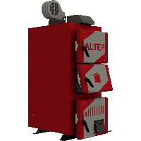 Твердотопливные котлы на дровах для дома CLASSIC/CLASSIC PLUS 12 кВт (автоматика)